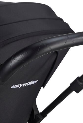 Коляска прогулочная Easywalker Harvey² Premium Onyx Black (21)