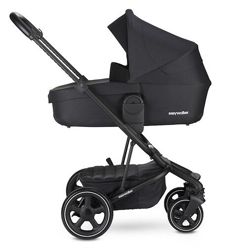 Люлька Easywalker Harvey² Premium Onyx Black (7)
