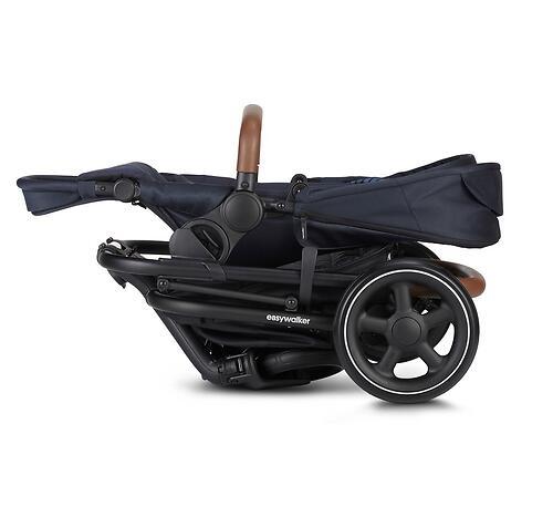 Коляска прогулочная Easywalker Harvey² Premium Onyx Black (24)