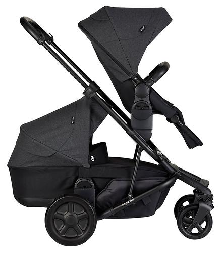 Люлька Easywalker Harvey² Night Black (8)