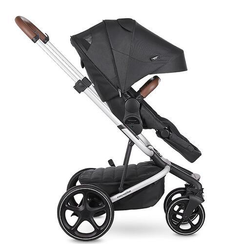 Коляска прогулочная Easywalker Harvey³ Premium Jet Black (12)