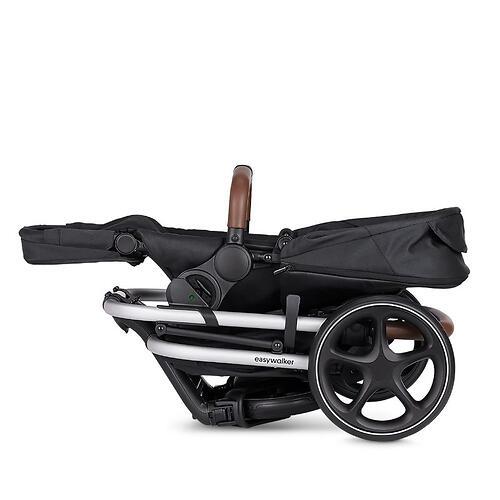 Коляска прогулочная Easywalker Harvey³ Premium Jet Black (15)