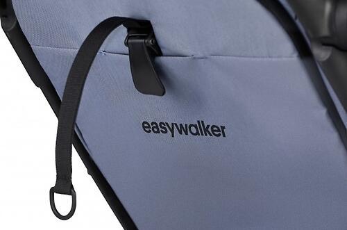 Коляска Easywalker Jackey Shadow Black (21)