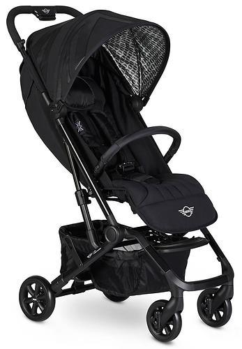 Коляска Easywalker MINI buggy XS Oxford Black (9)