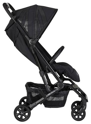 Коляска Easywalker MINI buggy XS Oxford Black (10)