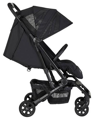 Коляска Easywalker MINI buggy XS Oxford Black (11)