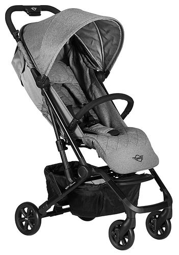Коляска Easywalker MINI buggy XS Soho Grey (11)