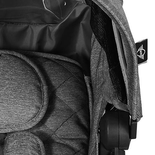 Коляска Easywalker MINI buggy XS Soho Grey (16)
