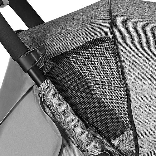Коляска Easywalker MINI buggy XS Soho Grey (17)