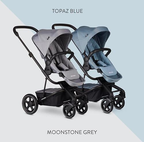 Коляска прогулочная Harvey² Premium Moonstone Grey (19)