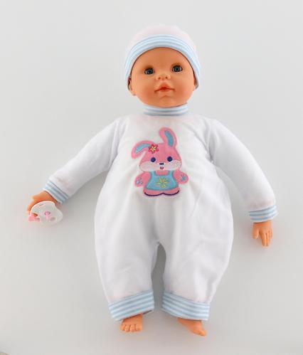 Кукла пупс Falca с соской (45 см) (10)