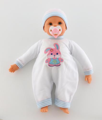 Кукла пупс Falca с соской (45 см) (11)