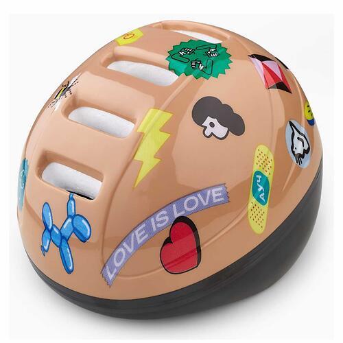 Шлем защитный Happy Baby STONEHEAD size S Sand (10)