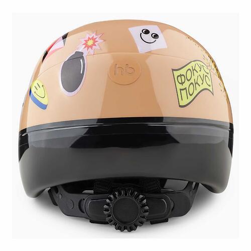 Шлем защитный Happy Baby STONEHEAD size S Sand (13)