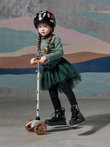Шлем защитный Happy Baby STONEHEAD size S Sand (17)