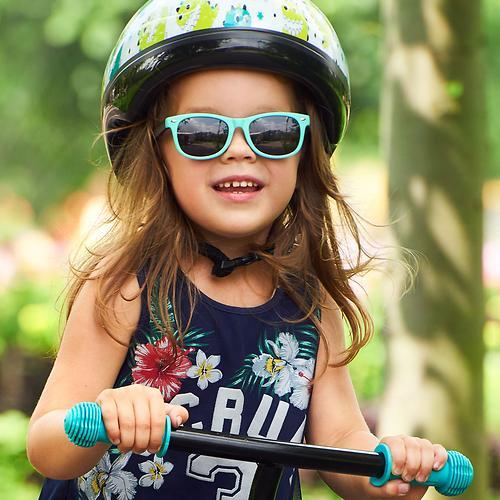 Шлем защитный Happy Baby STONEHEAD Green (7)