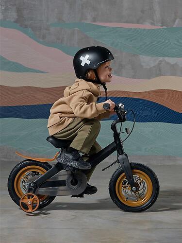 Шлем защитный Happy Baby DRIFTER 50018 Black (15)