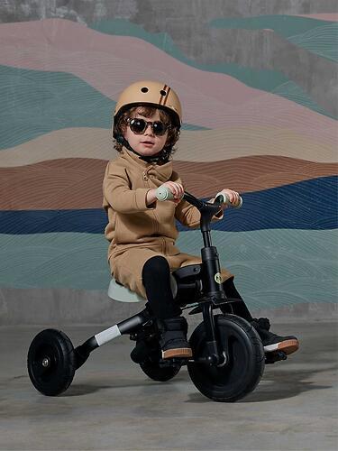 Шлем защитный Happy Baby DRIFTER 50018 Beige (15)