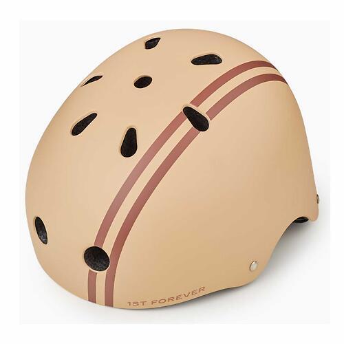 Шлем защитный Happy Baby DRIFTER 50018 Beige (10)
