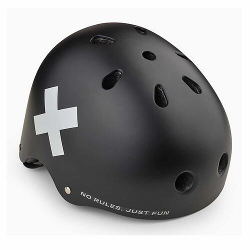 Шлем защитный Happy Baby DRIFTER 50018 Black (9)