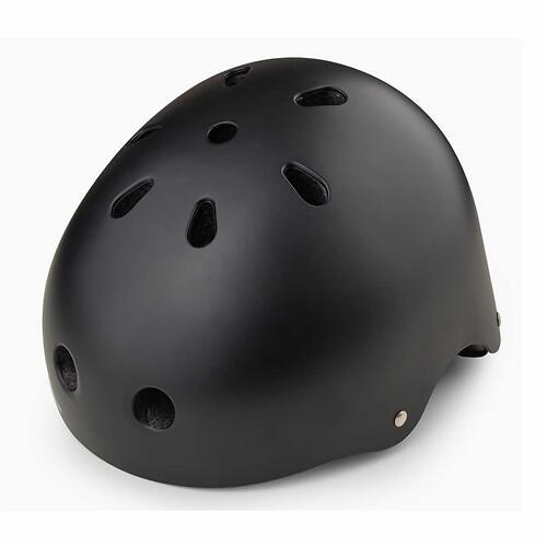 Шлем защитный Happy Baby DRIFTER 50018 Black (10)