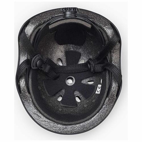 Шлем защитный Happy Baby DRIFTER 50018 Black (11)