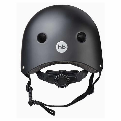 Шлем защитный Happy Baby DRIFTER 50018 Black (12)