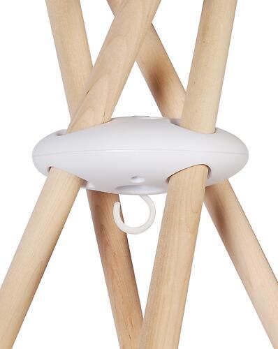 Светильник Happy Baby на шнурке EGG White (5)