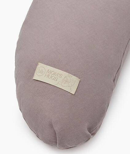 Подушка для беременных Happy Baby 87527 Beige (9)