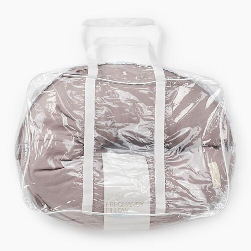 Подушка для беременных Happy Baby 87527 Beige (13)