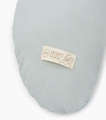 Подушка для беременных Happy Baby 87527 Mint (9)