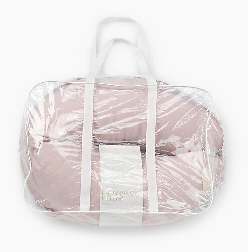 Подушка для беременных Happy Baby Pink (11)