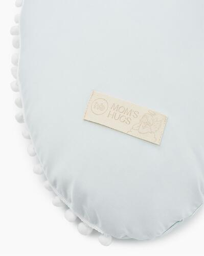 Подушка для беременных Happy Baby 87532 Blue (10)