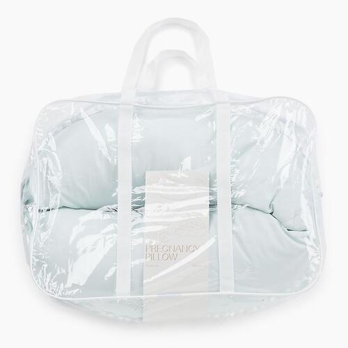 Подушка для беременных Happy Baby 87532 Blue (15)