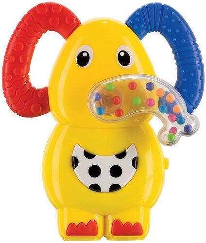 Музыкальная погремушка-прорезыватель Happy Baby Jumbo (3)