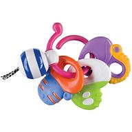 Погремушка-прорезыватель Happy Baby Keys of fun