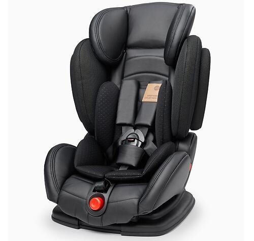 Автокресло Happy Baby Mustang Jet Black (10)