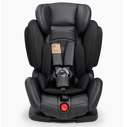 Автокресло Happy Baby Mustang Jet Black (11)