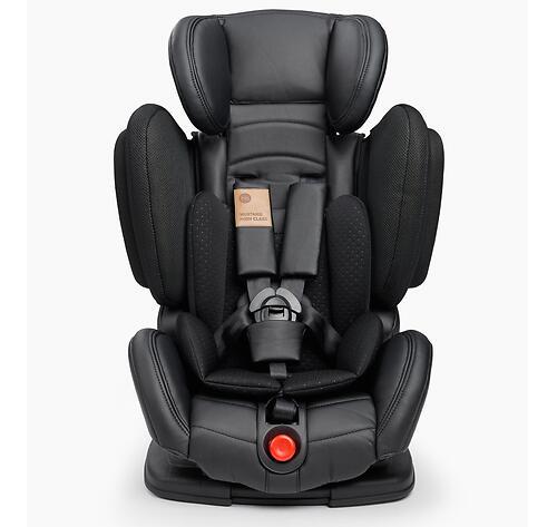 Автокресло Happy Baby Mustang Jet Black (12)