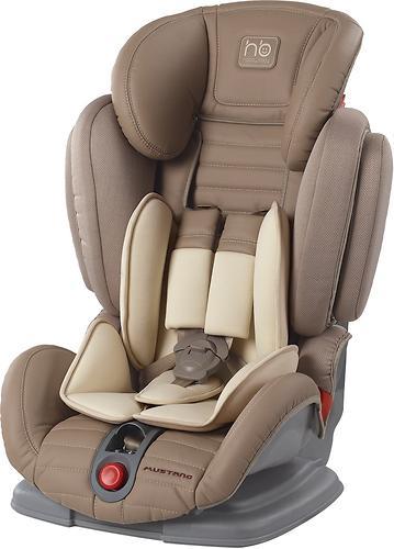 Автокресло Happy Baby Mustang Beige (4)