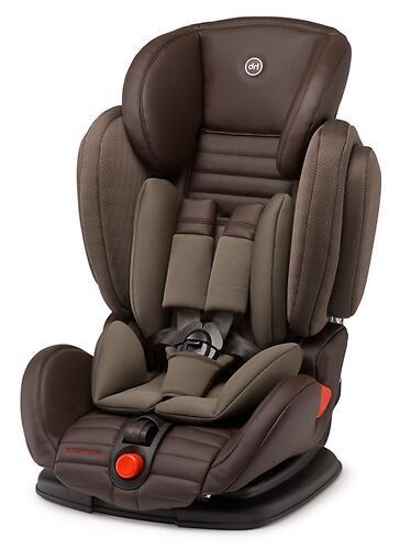 Автокресло Happy Baby Mustang Brown (4)