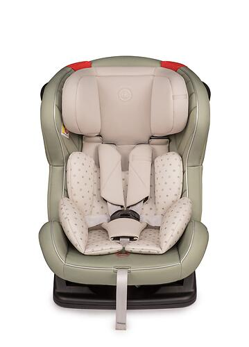 Автокресло Happy Baby Passenger V2 Green (9)