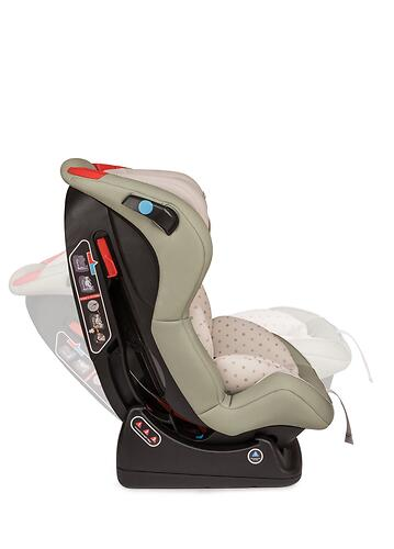 Автокресло Happy Baby Passenger V2 Green (11)