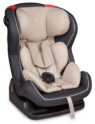 Автокресло Happy Baby Passenger V2 Graphite (8)