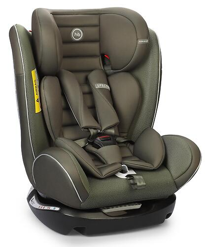 Автокресло Happy Baby Spector Dark Green (10)