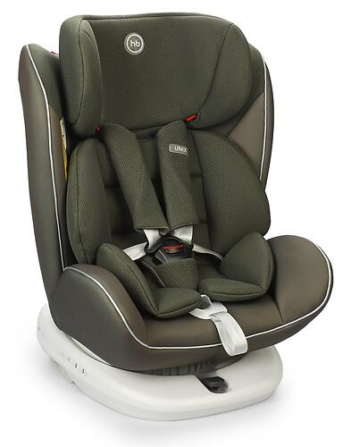 Автокресло Happy Baby Unix Dark Green (9)