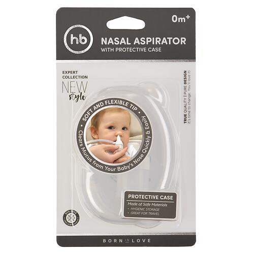 Назальный аспиратор в футляре Happy Baby NASAL ASPIRATOR (17)