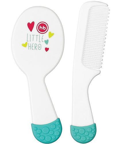 Набор детских расчесок для волос Happy Baby Comb&Brush set 17010 (3)