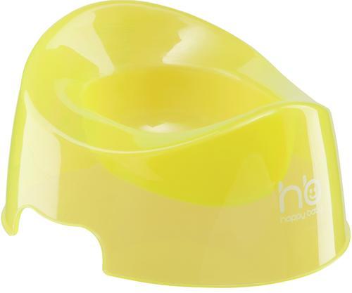 Горшок детский Happy Baby Potty Yellow (1)