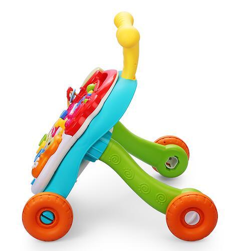 Каталка-ходунки Happy Baby с развивающим центром SPRINTER (9)